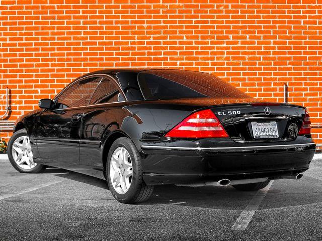 2002 Mercedes-Benz CL500 Burbank, CA 7