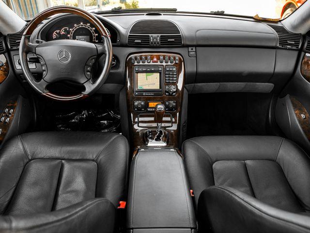2002 Mercedes-Benz CL500 Burbank, CA 8