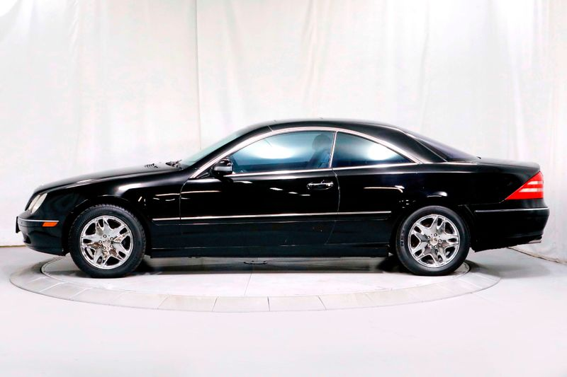 2002 Mercedes-Benz CL500 - Heated  cooled seats - BOSE Sound - Xenon -   city California  MDK International  in Los Angeles, California