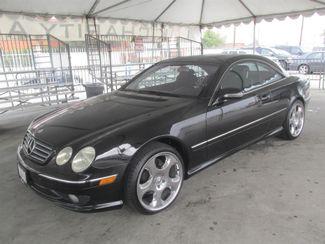 2002 Mercedes-Benz CL500 Gardena, California