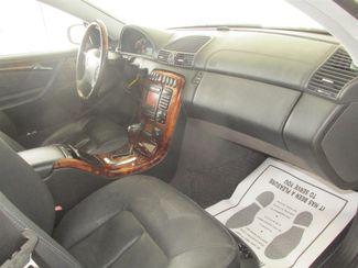 2002 Mercedes-Benz CL500 Gardena, California 8