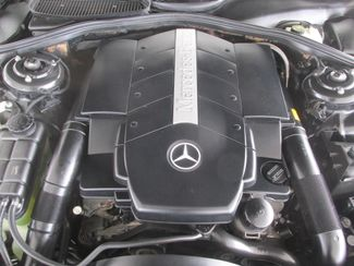 2002 Mercedes-Benz CL500 Gardena, California 15