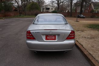 2002 Mercedes-Benz CL500 Memphis, Tennessee 6