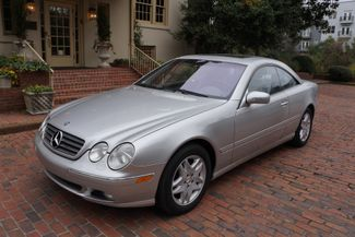 2002 Mercedes-Benz CL500 Memphis, Tennessee 8