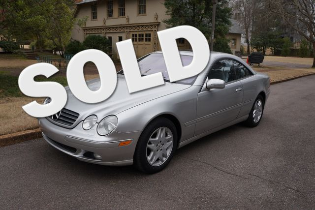 2002 Mercedes-Benz CL500 Memphis, Tennessee