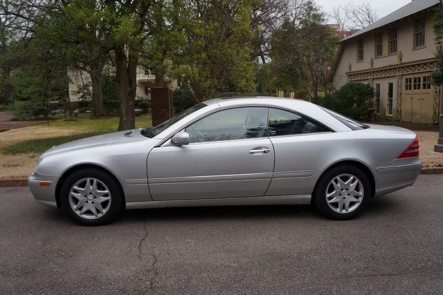 2002 Mercedes-Benz CL500 Memphis, Tennessee 1