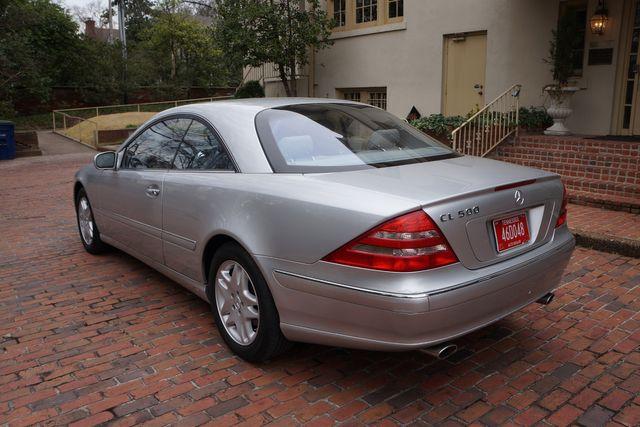 2002 Mercedes-Benz CL500 Memphis, Tennessee 11