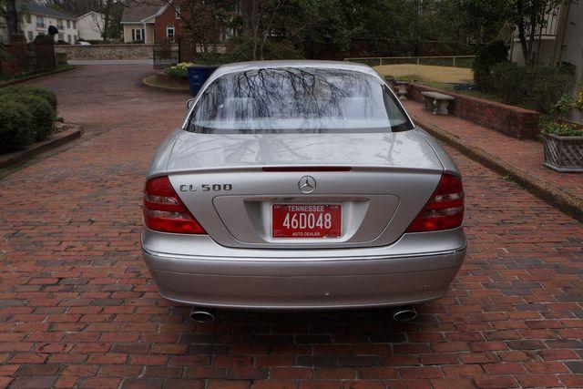 2002 Mercedes-Benz CL500 Memphis, Tennessee 12