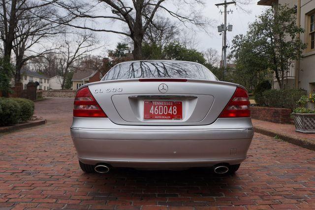 2002 Mercedes-Benz CL500 Memphis, Tennessee 13