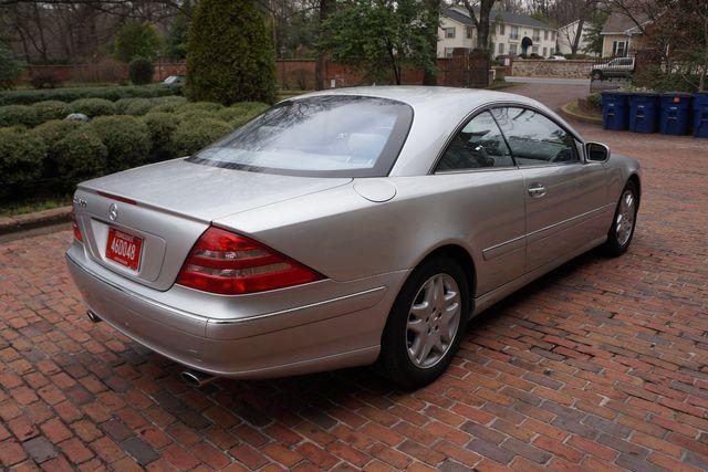 2002 Mercedes-Benz CL500 Memphis, Tennessee 14