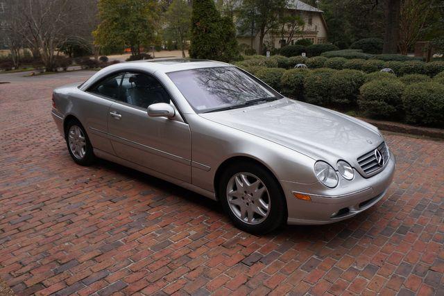 2002 Mercedes-Benz CL500 Memphis, Tennessee 15