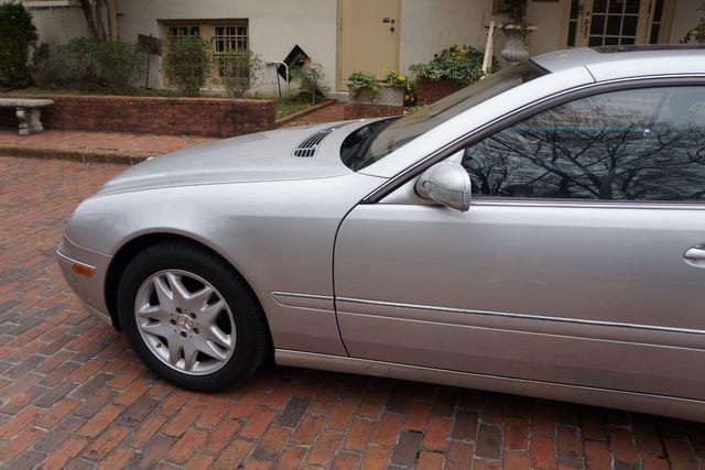 2002 Mercedes-Benz CL500 Memphis, Tennessee 16