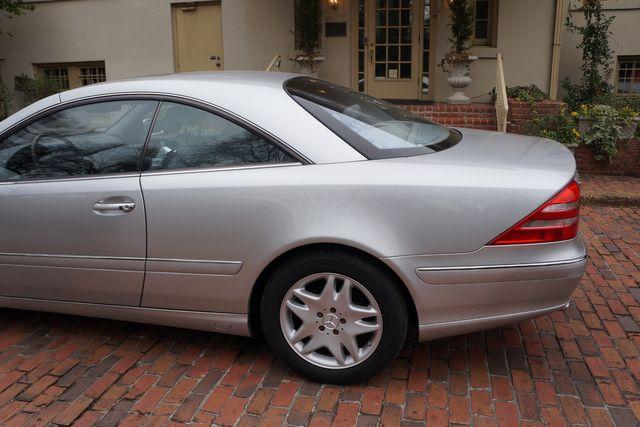 2002 Mercedes-Benz CL500 Memphis, Tennessee 17