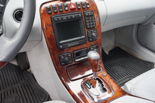 2002 Mercedes-Benz CL500 Memphis, Tennessee 18