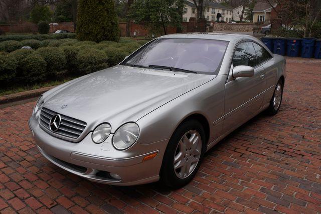 2002 Mercedes-Benz CL500 Memphis, Tennessee 20