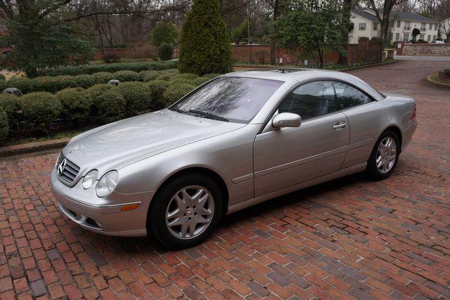 2002 Mercedes-Benz CL500 Memphis, Tennessee 21