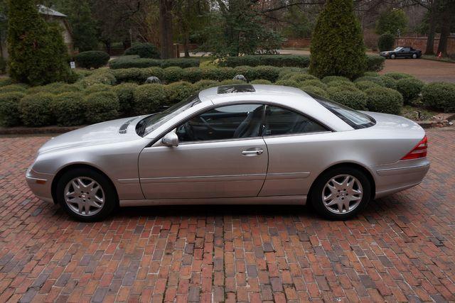2002 Mercedes-Benz CL500 Memphis, Tennessee 22
