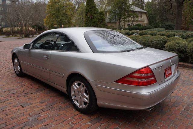 2002 Mercedes-Benz CL500 Memphis, Tennessee 23
