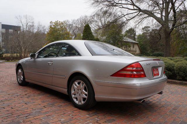 2002 Mercedes-Benz CL500 Memphis, Tennessee 24