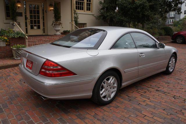 2002 Mercedes-Benz CL500 Memphis, Tennessee 27