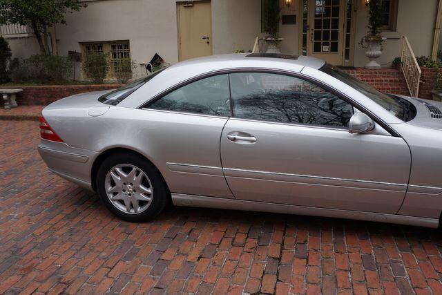 2002 Mercedes-Benz CL500 Memphis, Tennessee 28