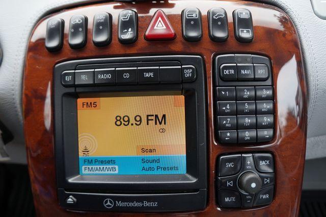 2002 Mercedes-Benz CL500 Memphis, Tennessee 37