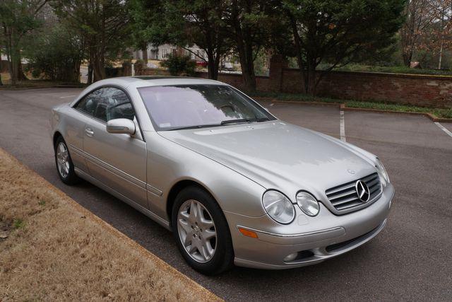 2002 Mercedes-Benz CL500 Memphis, Tennessee 4