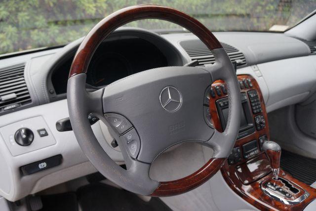 2002 Mercedes-Benz CL500 Memphis, Tennessee 46