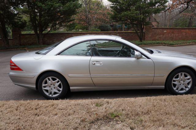 2002 Mercedes-Benz CL500 Memphis, Tennessee 5