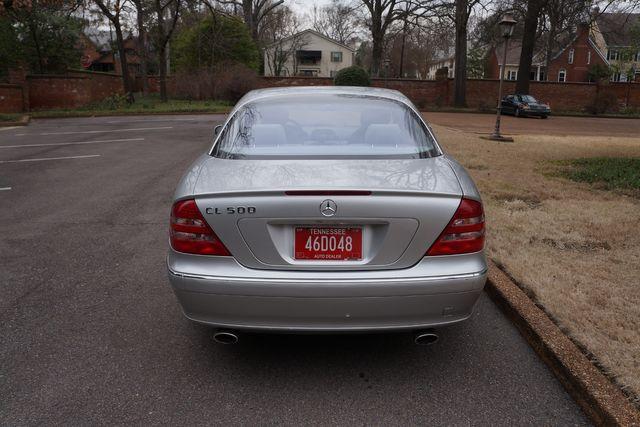 2002 Mercedes-Benz CL500 Memphis, Tennessee 6