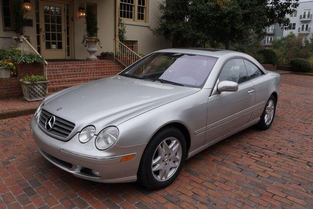 2002 Mercedes-Benz CL500 Memphis, Tennessee 8