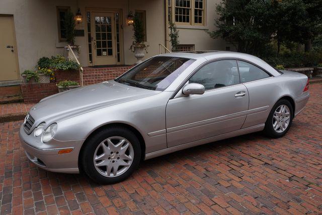 2002 Mercedes-Benz CL500 Memphis, Tennessee 9