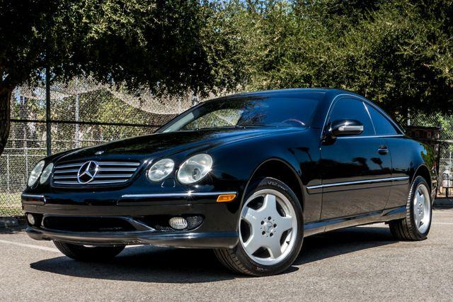2002 Mercedes-Benz CL500 Reseda, CA 41