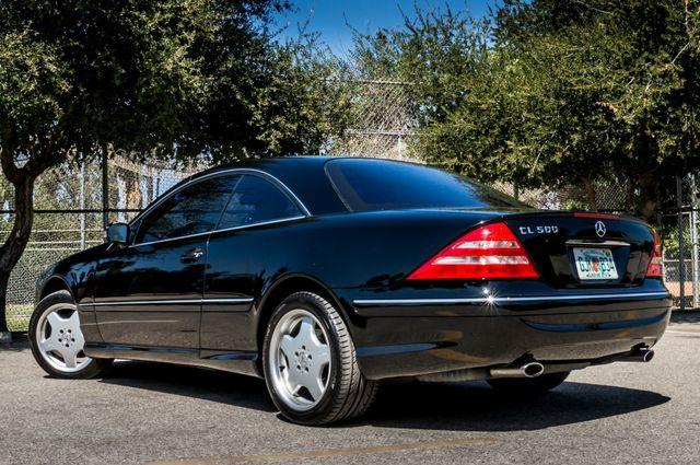 2002 Mercedes-Benz CL500 Reseda, CA 6