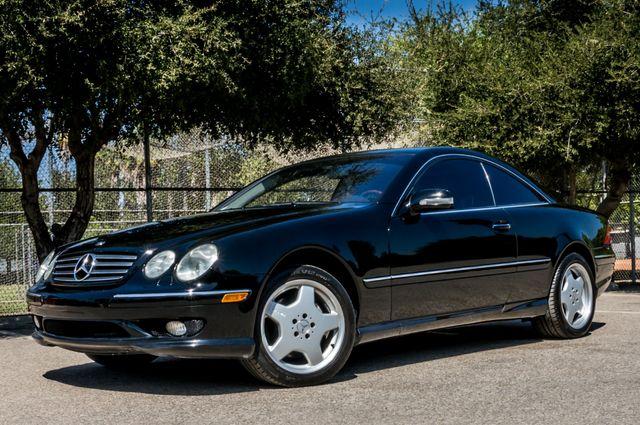 2002 Mercedes-Benz CL500 Reseda, CA 1