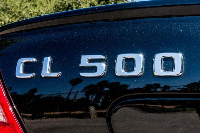 2002 Mercedes-Benz CL500 Reseda, CA 48