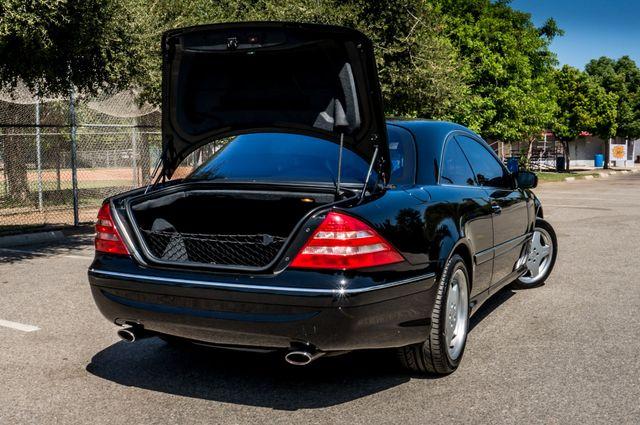 2002 Mercedes-Benz CL500 Reseda, CA 11