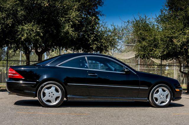 2002 Mercedes-Benz CL500 Reseda, CA 5