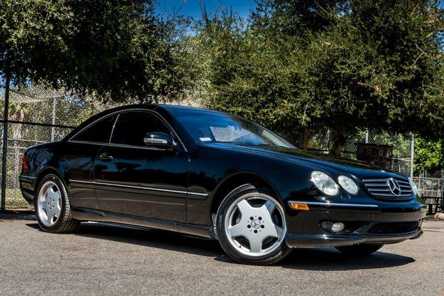 2002 Mercedes-Benz CL500 Reseda, CA 3