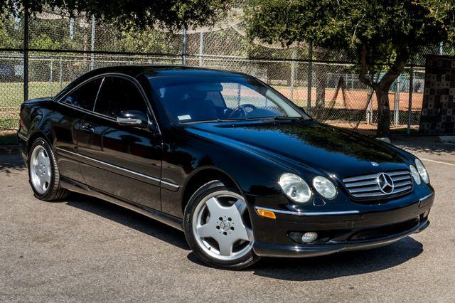 2002 Mercedes-Benz CL500 Reseda, CA 46