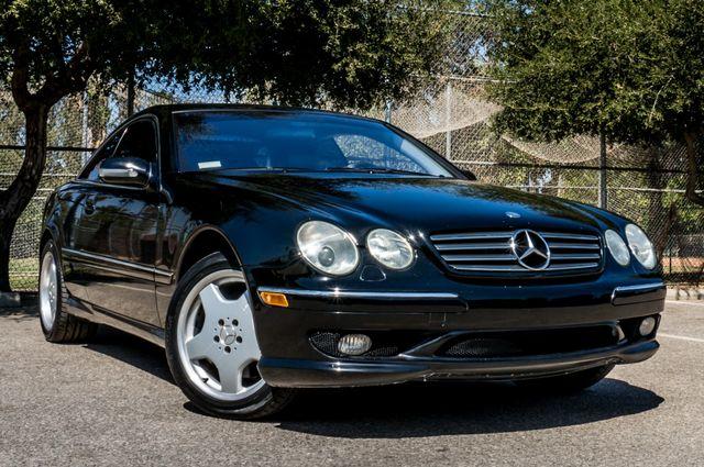 2002 Mercedes-Benz CL500 Reseda, CA 45