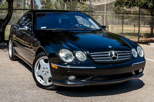 2002 Mercedes-Benz CL500 Reseda, CA 44