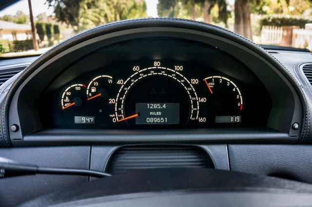 2002 Mercedes-Benz CL500 Reseda, CA 15