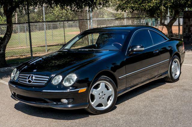 2002 Mercedes-Benz CL500 Reseda, CA 0