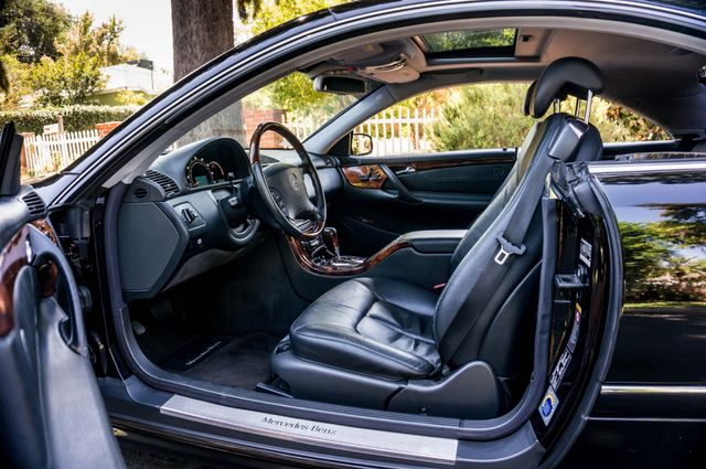 2002 Mercedes-Benz CL500 Reseda, CA 13