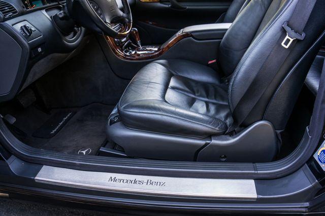 2002 Mercedes-Benz CL500 Reseda, CA 14