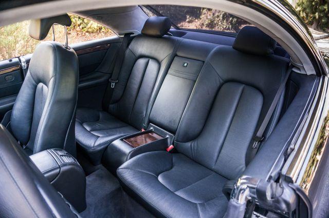 2002 Mercedes-Benz CL500 Reseda, CA 28