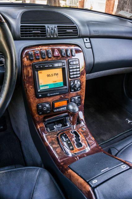 2002 Mercedes-Benz CL500 Reseda, CA 23