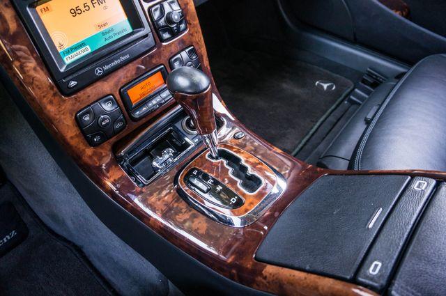 2002 Mercedes-Benz CL500 Reseda, CA 26