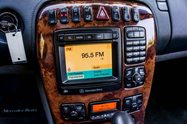 2002 Mercedes-Benz CL500 Reseda, CA 24